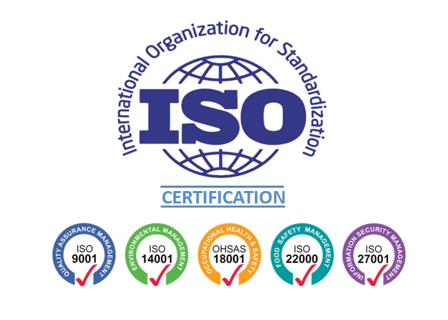 Low Cost ISO Certification - eFiling Company